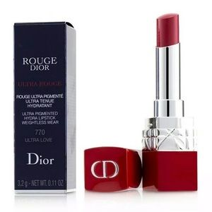 Dior Ultra Rouge Hydrant 770 Ultra Love Lipstick